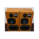 Pair of KEF 104aB Monitors
